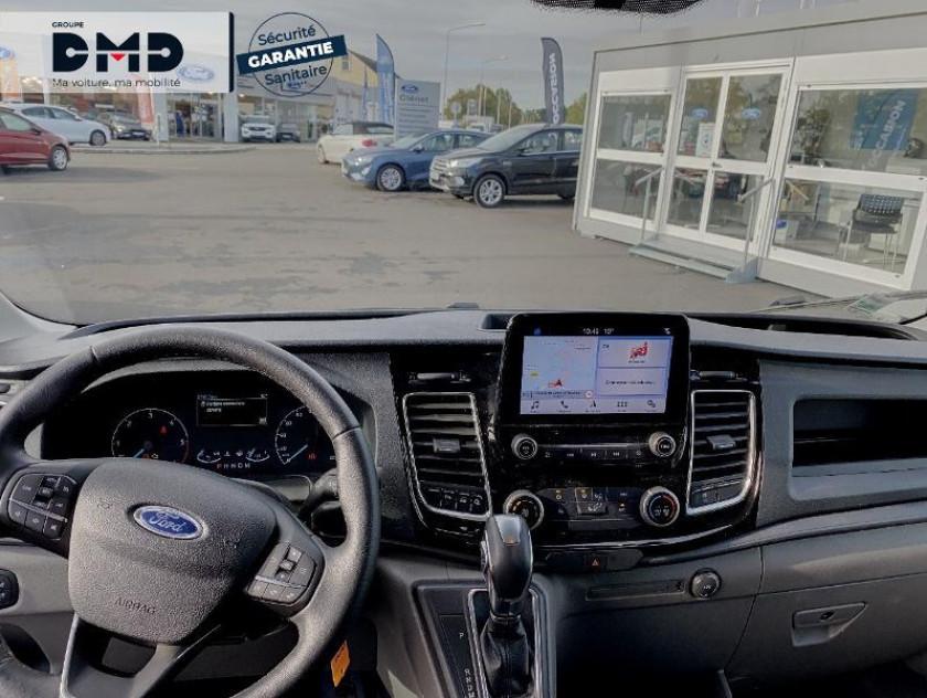 Ford Transit 2t Fg T350 L3h2 2.0 Ecoblue 185ch S&s Limited Bva - Visuel #5