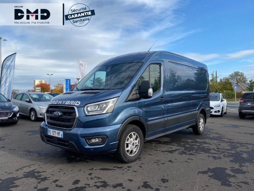 Ford Transit 2t Fg T350 L3h2 2.0 Ecoblue 185ch S&s Limited Bva - Visuel #14