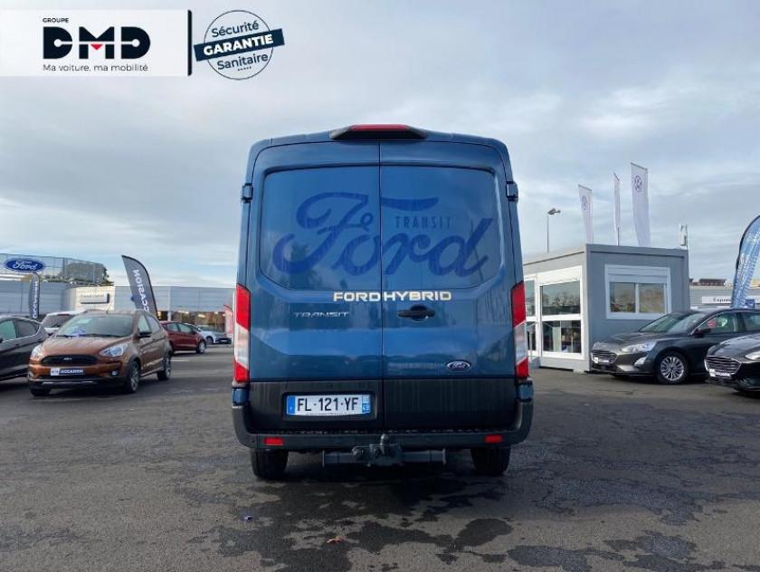 Ford Transit 2t Fg T350 L3h2 2.0 Ecoblue 185ch S&s Limited Bva - Visuel #11