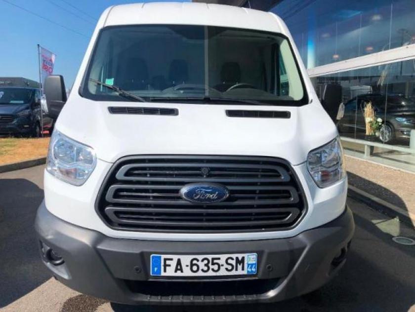 Ford Transit 2t Fg T330 L2h2 2.0 Ecoblue 130ch Trend Business - Visuel #2