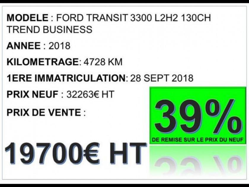 Ford Transit 2t Fg T330 L2h2 2.0 Ecoblue 130ch Trend Business - Visuel #11