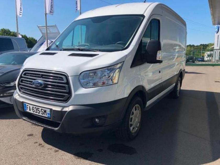 Ford Transit 2t Fg T330 L2h2 2.0 Ecoblue 130ch Trend Business - Visuel #1