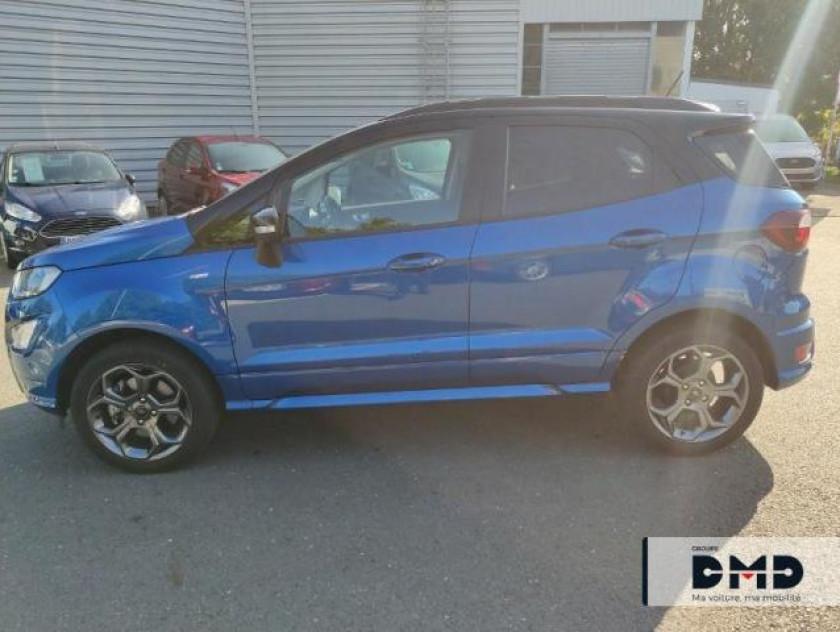 Ford Ecosport 1.0 Ecoboost 100ch St-line Euro6.2 - Visuel #2