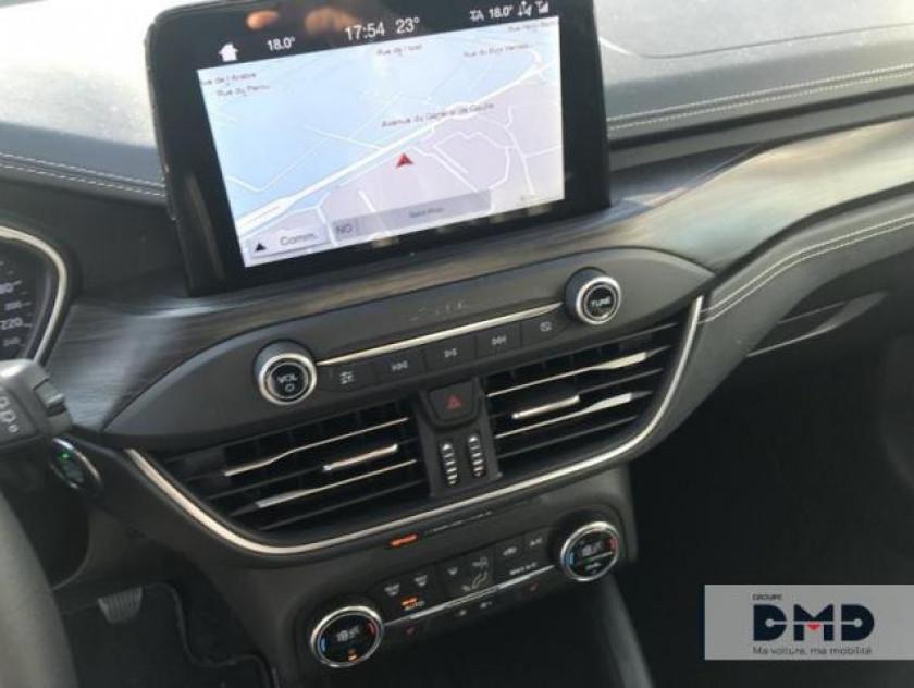 Ford Focus Sw 1.0 Ecoboost 125ch Stop&start Vignale - Visuel #5