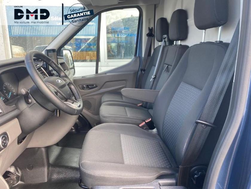 Ford Transit 2t Fg T350 L3h2 2.0 Ecoblue 185ch S&s Limited Bva - Visuel #9