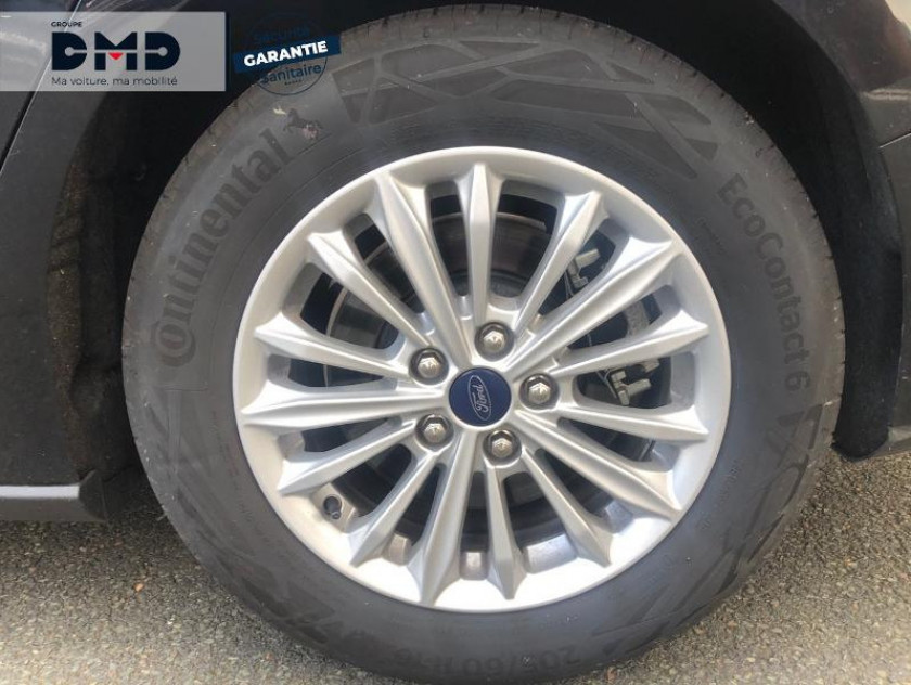Ford Focus Sw 1.0 Ecoboost 125ch Titanium - Visuel #13