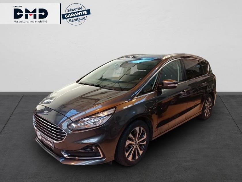 Ford S-max 2.0 Ecoblue 150ch Titanium Bva8 Euro6.2 - Visuel #1