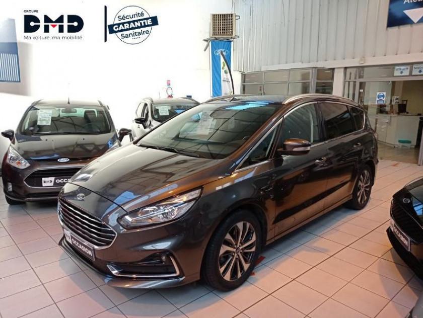 Ford S-max 2.0 Ecoblue 150ch Titanium Bva8 Euro6.2 - Visuel #14