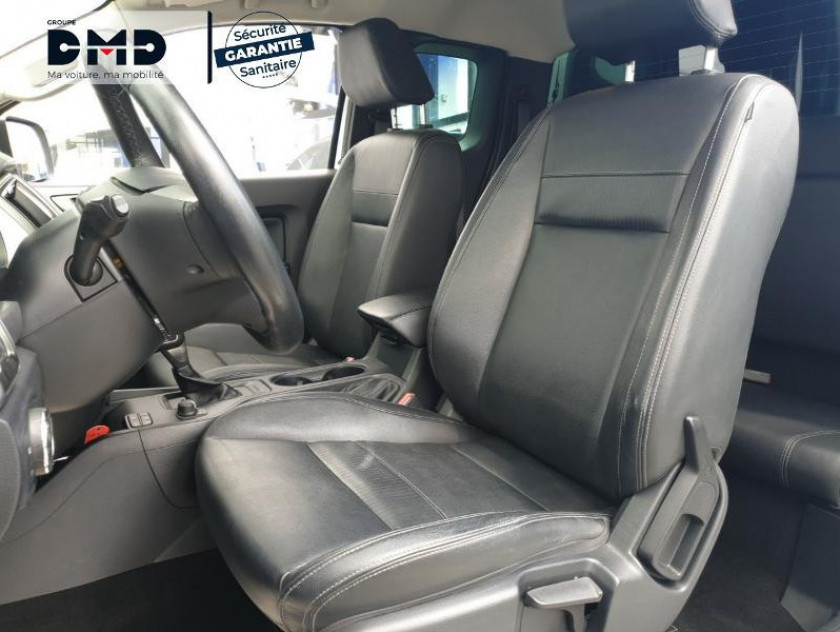 Ford Ranger 2.0 Tdci 170ch Super Cab Limited Bva10 - Visuel #9