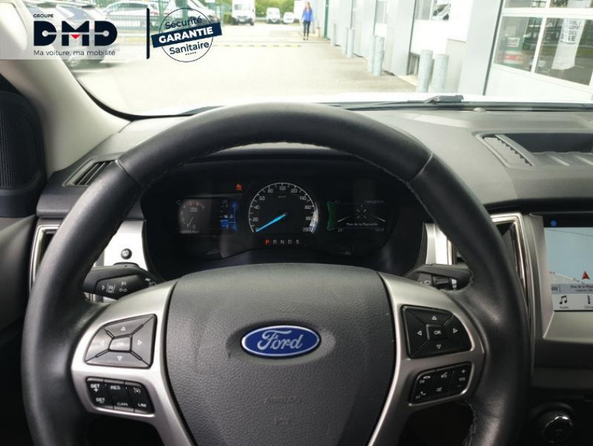 Ford Ranger 2.0 Tdci 170ch Super Cab Limited Bva10 - Visuel #7
