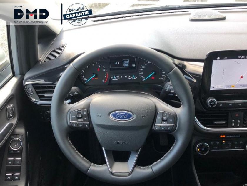 Ford Fiesta 1.1 85ch Titanium 5p 5cv Euro6.2 - Visuel #7