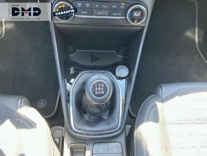 Ford Fiesta 1.1 85ch Titanium 5p 5cv Euro6.2 - Visuel #8