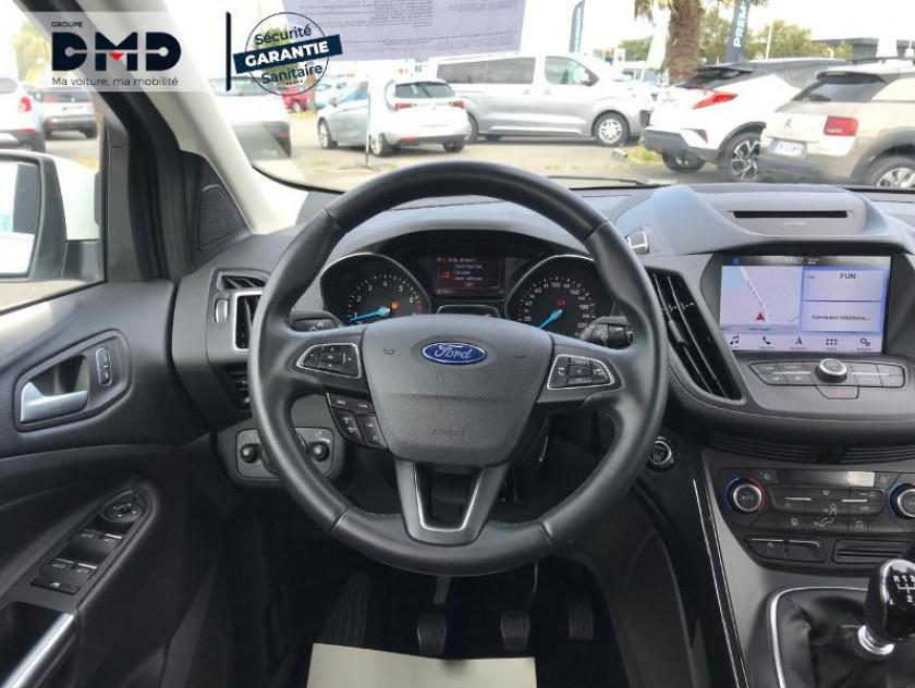 Ford Kuga 1.5 Flexifuel-e85 150ch Stop&start Titanium 170g 4x2 Euro6.2 - Visuel #7