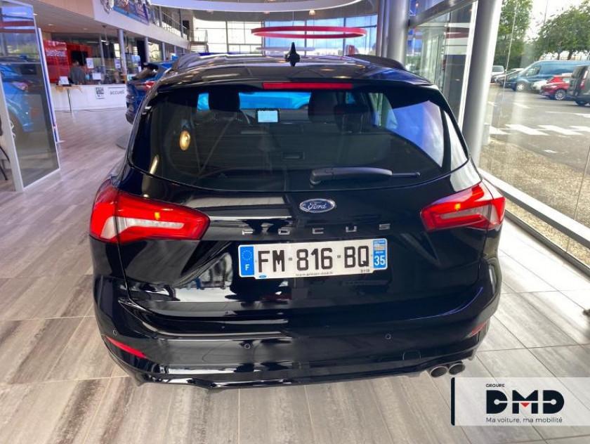 Ford Focus Sw 1.0 Ecoboost 125ch St-line Bva - Visuel #11