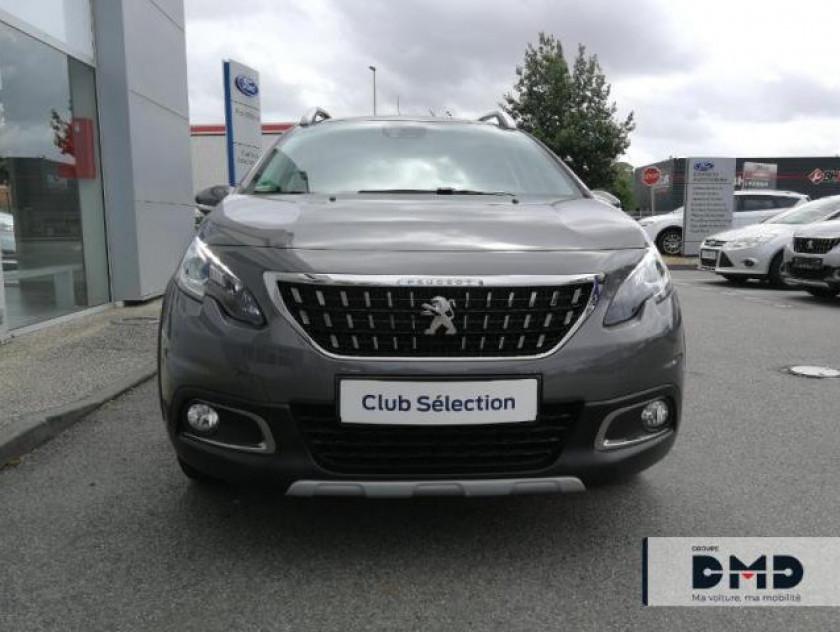 Peugeot 2008 1.2 Puretech 130ch Allure S&s - Visuel #4