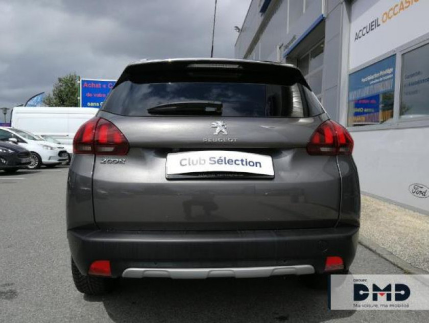 Peugeot 2008 1.2 Puretech 130ch Allure S&s - Visuel #11