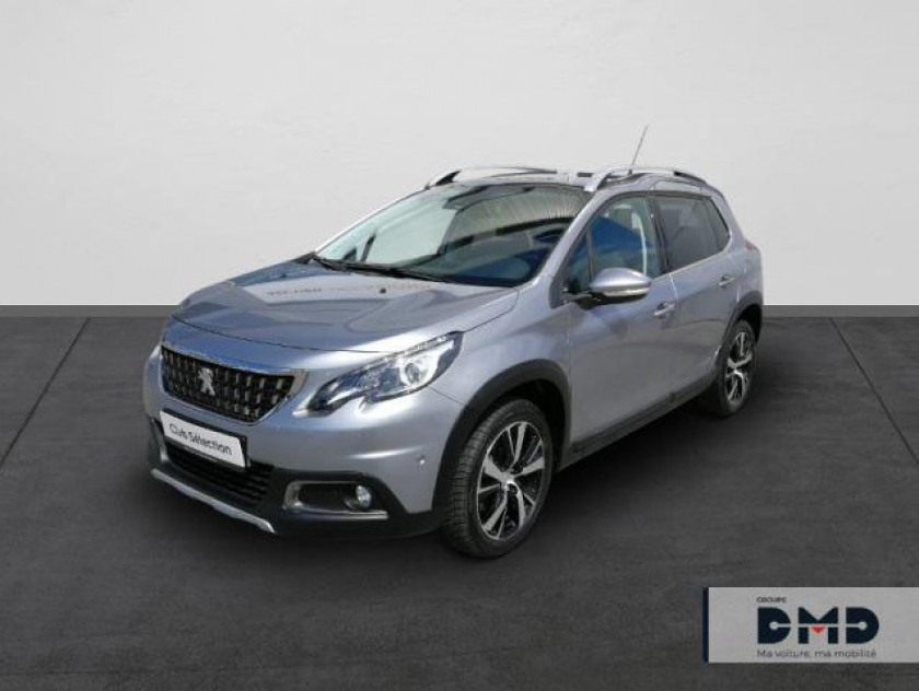 Peugeot 2008 1.2 Puretech 130ch Allure S&s - Visuel #1