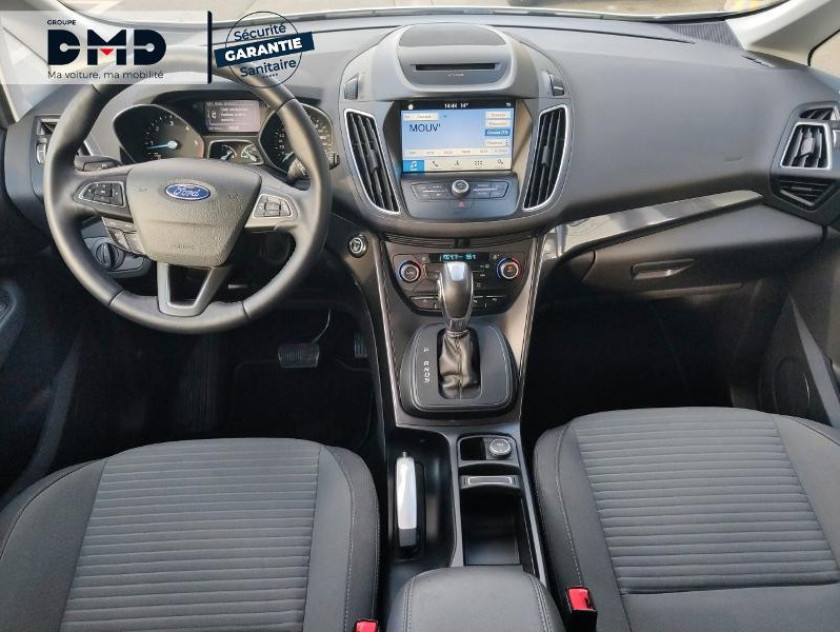 Ford Grand C-max 1.5 Tdci 120ch Stop&start Titanium Powershift Euro6.2 - Visuel #5