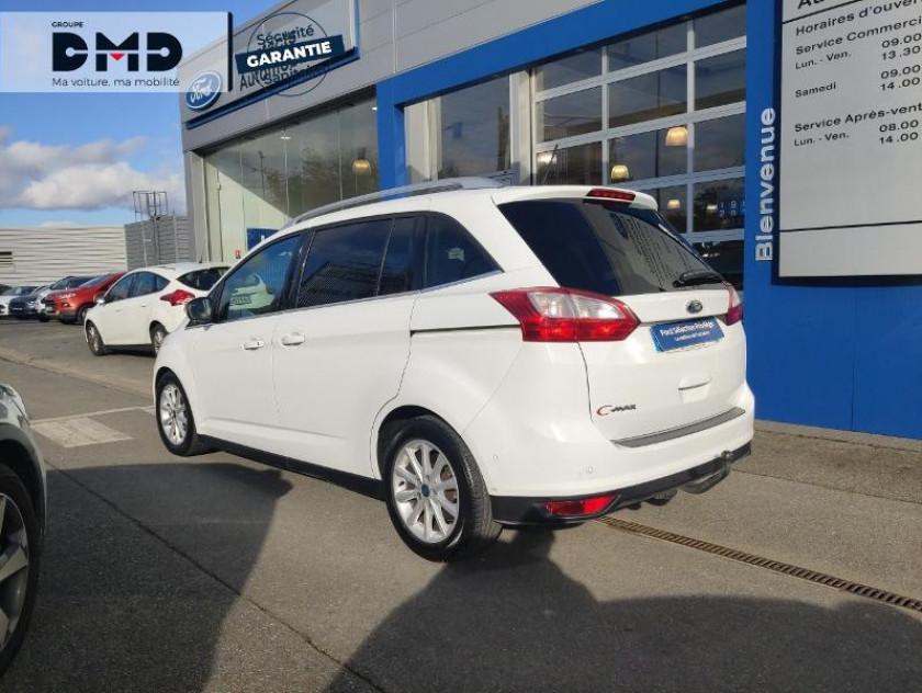 Ford Grand C-max 1.5 Tdci 120ch Stop&start Titanium Powershift Euro6.2 - Visuel #3