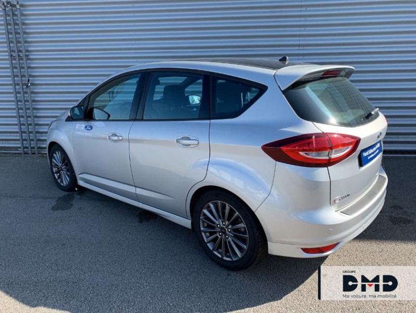 Ford C-max 1.0 Ecoboost 125ch Stop&start Sport Euro6.2 - Visuel #10