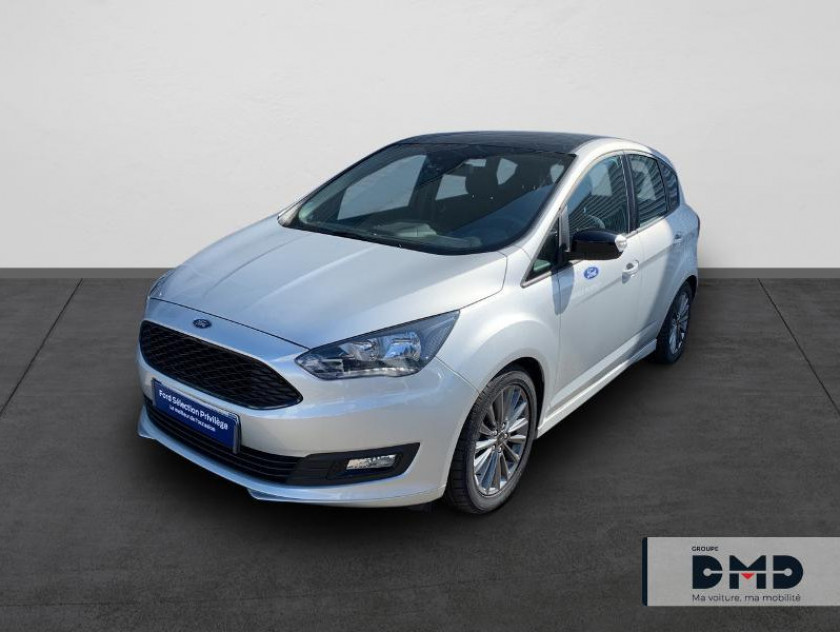 Ford C-max 1.0 Ecoboost 125ch Stop&start Sport Euro6.2 - Visuel #8
