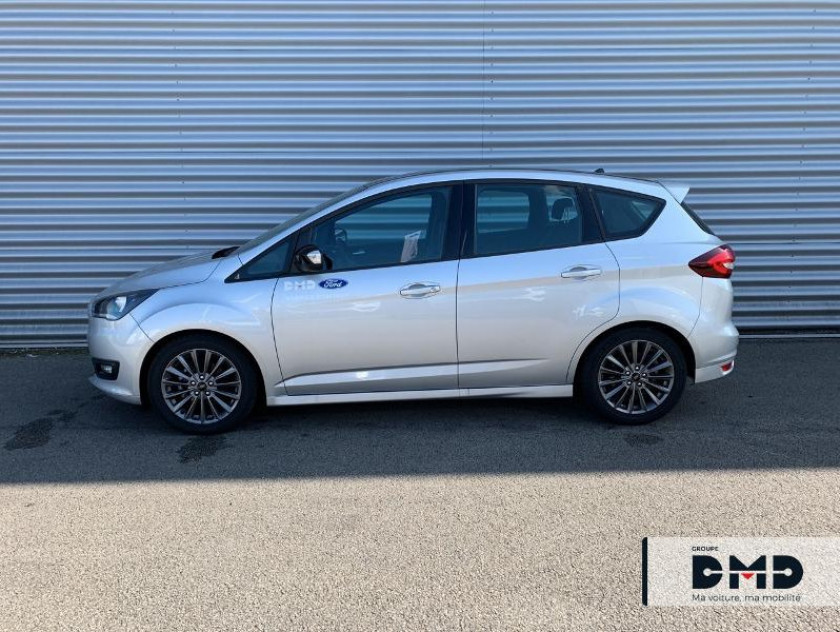 Ford C-max 1.0 Ecoboost 125ch Stop&start Sport Euro6.2 - Visuel #9