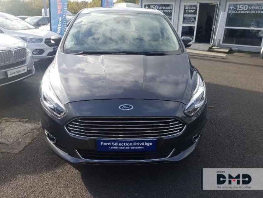 Ford S-max 2.0 Tdci 180ch Stop&start Executive Powershift - Visuel #13