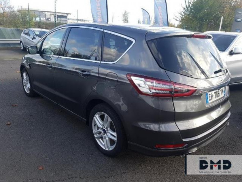 Ford S-max 2.0 Tdci 180ch Stop&start Executive Powershift - Visuel #3