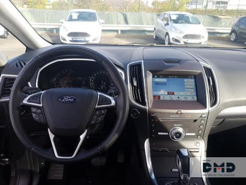Ford S-max 2.0 Tdci 180ch Stop&start Executive Powershift - Visuel #5