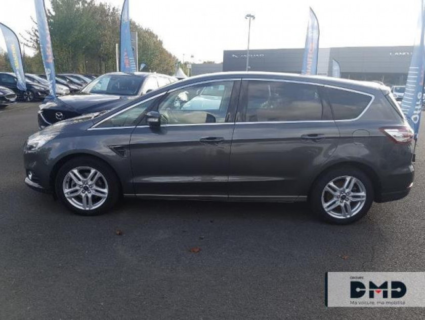 Ford S-max 2.0 Tdci 180ch Stop&start Executive Powershift - Visuel #2