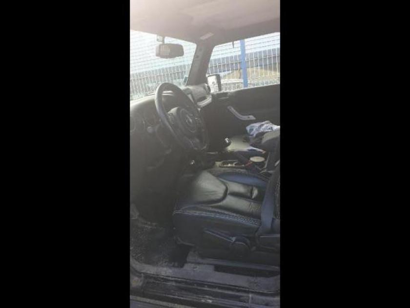 Jeep Wrangler 2.8 Crd 200 Fap Sahara - Visuel #4
