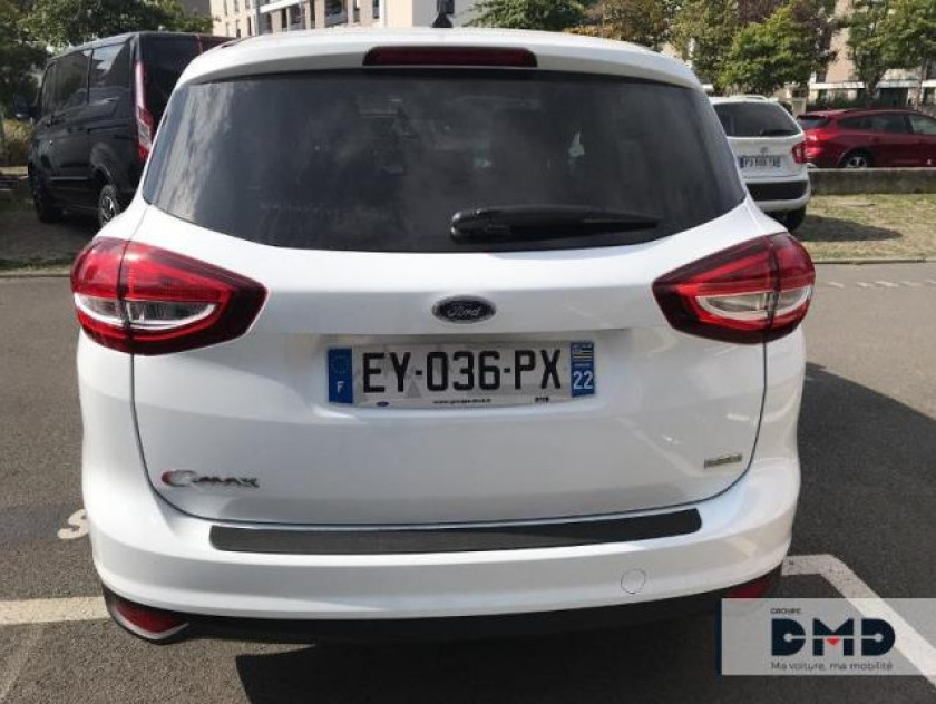 Ford C-max 1.0 Ecoboost 100ch Stop&start Trend Euro6.2 - Visuel #18