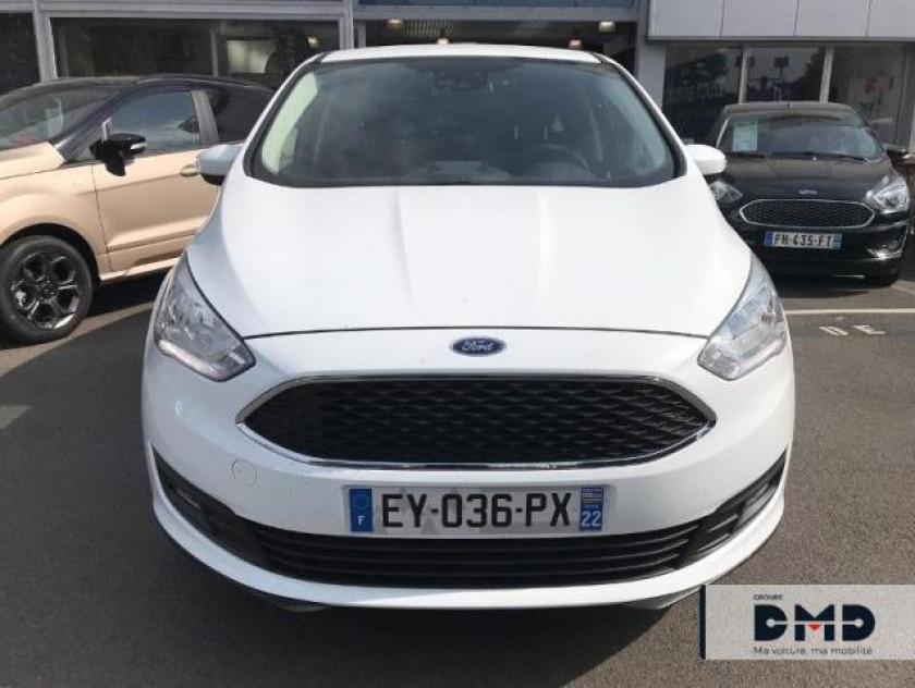 Ford C-max 1.0 Ecoboost 100ch Stop&start Trend Euro6.2 - Visuel #17