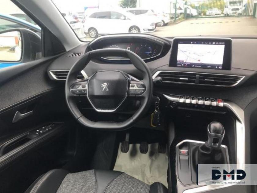 Peugeot 5008 1.6 Bluehdi 120ch Allure S&s - Visuel #5