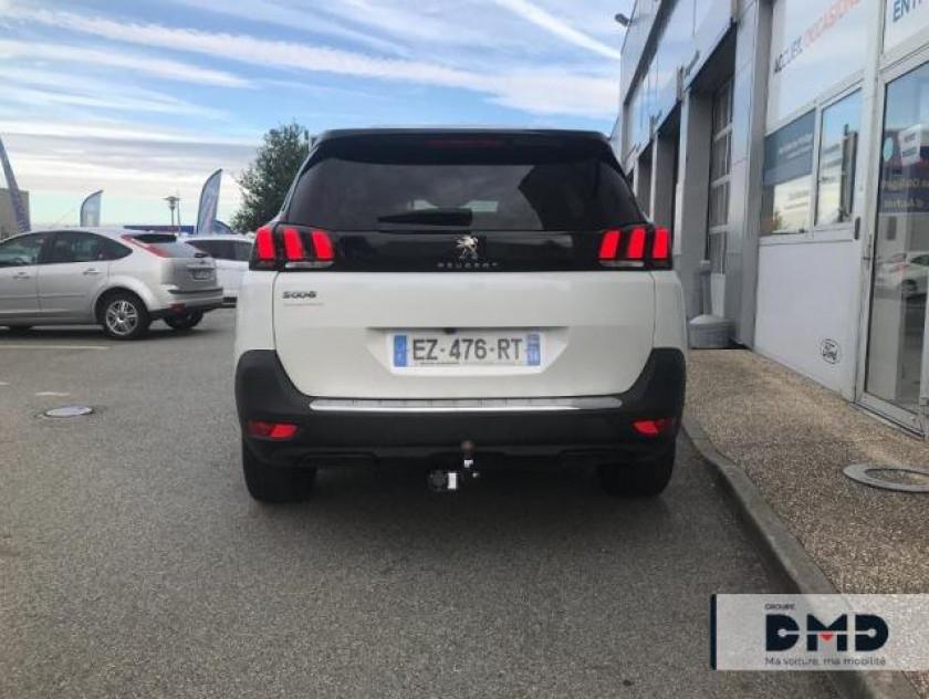 Peugeot 5008 1.6 Bluehdi 120ch Allure S&s - Visuel #11