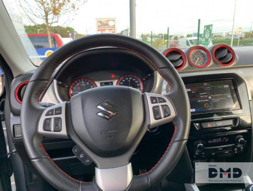 Suzuki Vitara 1.4 Boosterjet S - Visuel #7