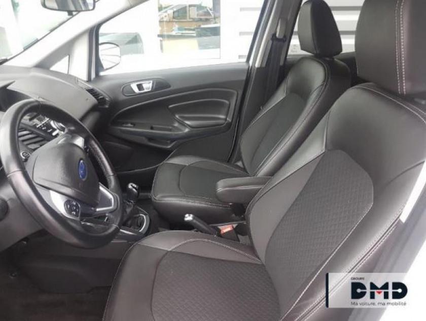 Ford Ecosport 1.5 Tdci 95ch Fap Titanium - Visuel #9