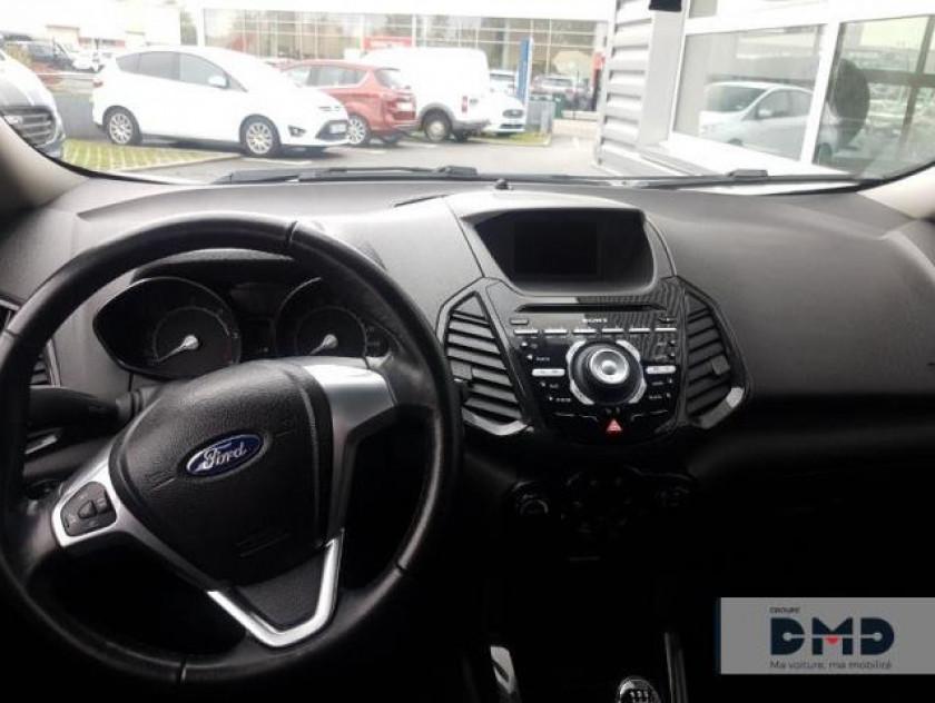 Ford Ecosport 1.5 Tdci 95ch Fap Titanium - Visuel #5