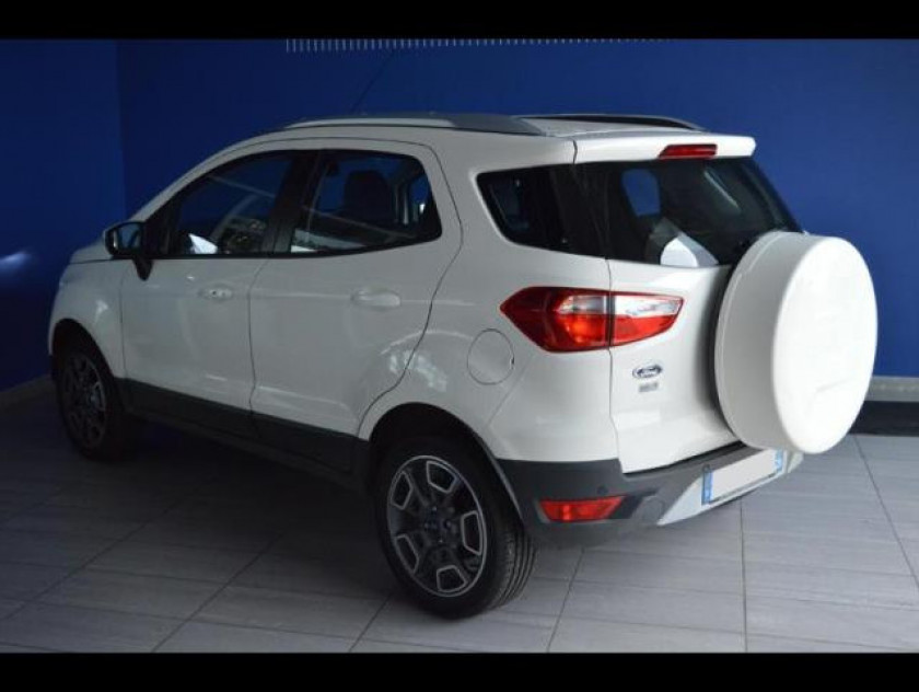 Ford Ecosport 1.5 Tdci 95ch Fap Titanium - Visuel #3
