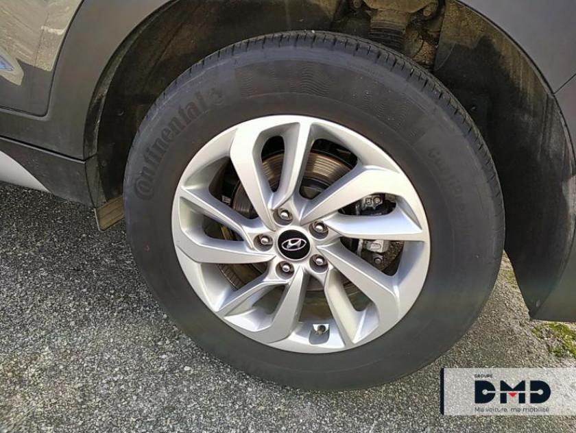 Hyundai Tucson 1.6 Crdi 115 Creative 5p - Visuel #13