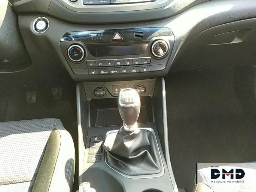 Hyundai Tucson 1.6 Crdi 115 Creative 5p - Visuel #8