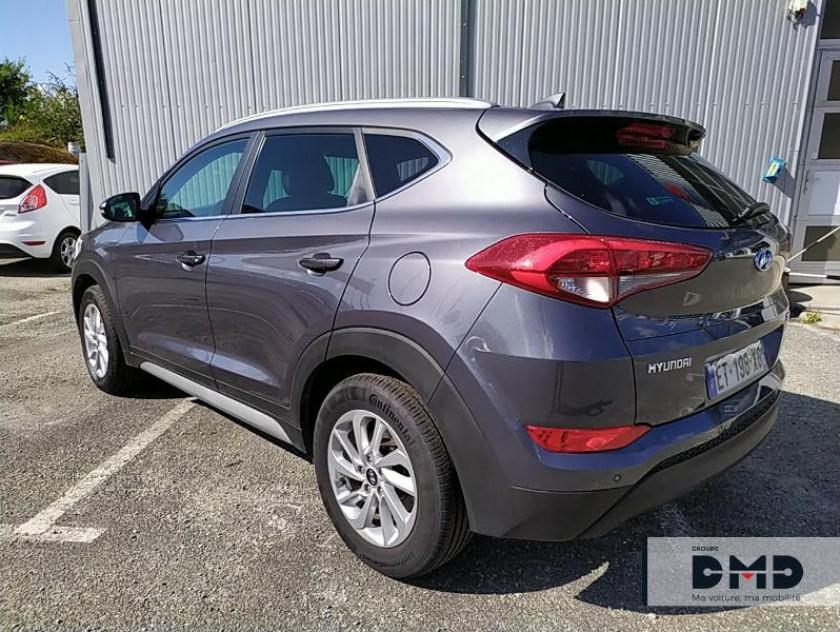 Hyundai Tucson 1.6 Crdi 115 Creative 5p - Visuel #3