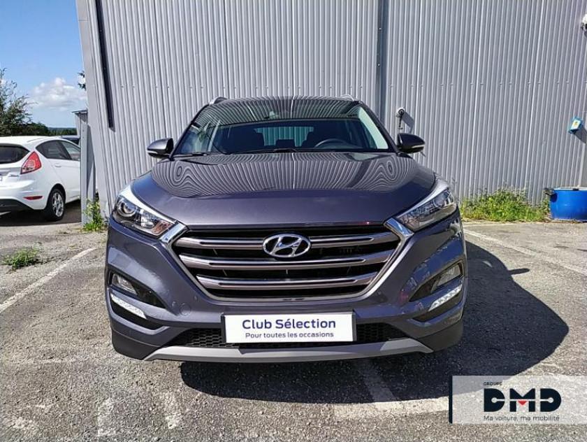 Hyundai Tucson 1.6 Crdi 115 Creative 5p - Visuel #4