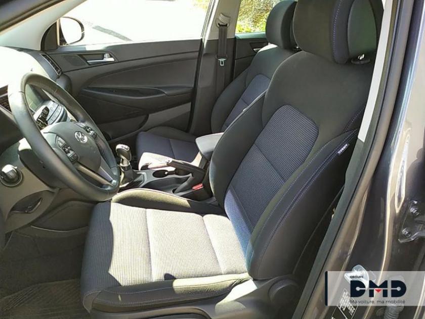 Hyundai Tucson 1.6 Crdi 115 Creative 5p - Visuel #9