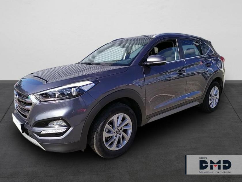 Hyundai Tucson 1.6 Crdi 115 Creative 5p - Visuel #1