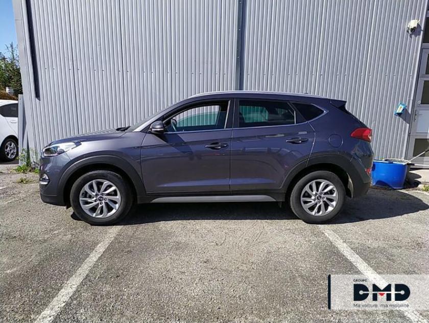 Hyundai Tucson 1.6 Crdi 115 Creative 5p - Visuel #2