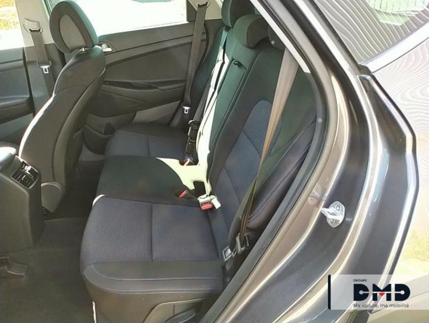 Hyundai Tucson 1.6 Crdi 115 Creative 5p - Visuel #10