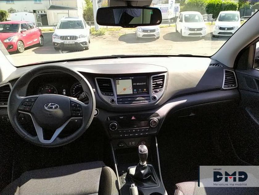 Hyundai Tucson 1.6 Crdi 115 Creative 5p - Visuel #5
