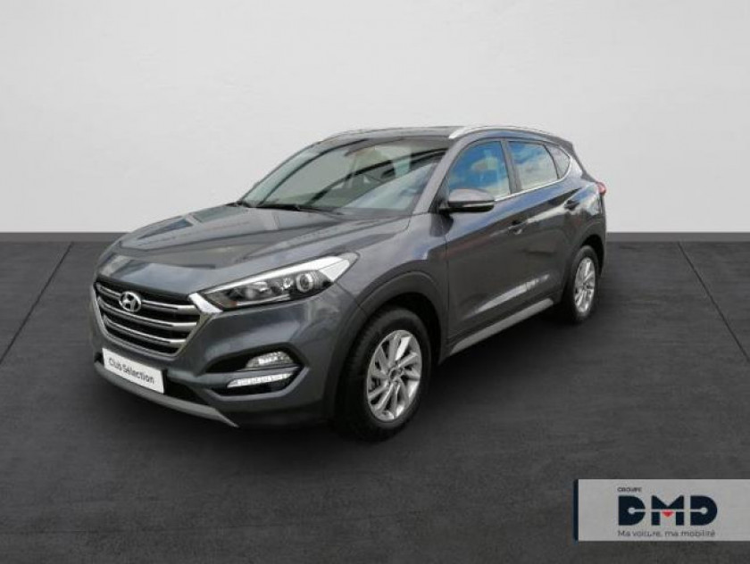 Hyundai Tucson 1.7 Crdi 115ch Creative 2wd - Visuel #25