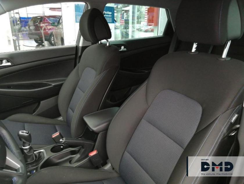 Hyundai Tucson 1.7 Crdi 115ch Creative 2wd - Visuel #9